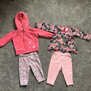 Other - Fun spring/summer baby girl outfits